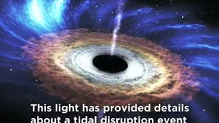 A Star Meets A Black Hole - Video