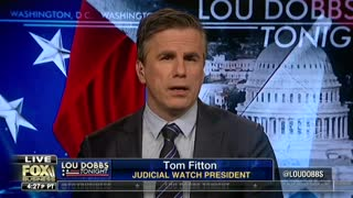 """Judicial Watch's Tom Fitton: """"Sean Hannity Has Been Victimized"""" - Video"""
