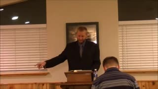 Acts 2 Preached By Pastor David Berzins
