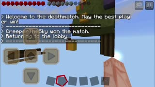 Minecraft Pocket Edition - Lifeboat Survival Games Speed Run 1 - Video