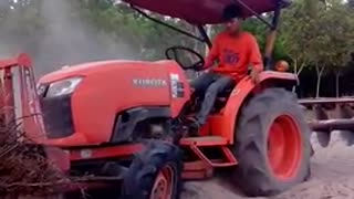 tractor awesome  - Video
