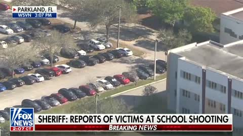 BREAKING NEWS: School Shooting At Douglas High School In Florida