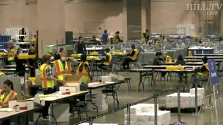 Commonwealth of Pennsylvania Philadelphia County Multiple Ballot Counting Fraud