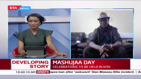 Several leaders expected in Kisii for the Mashujaa Day celebrations