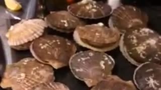 When Scallops Bite Back! - Video