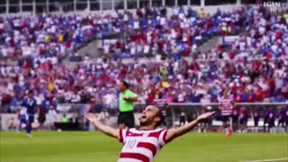 Landon Donovan talks raising the bar in American soccer - Video