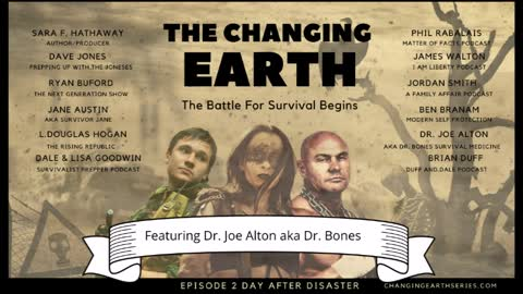 Day After Disaster, Changing Earth Audio Drama