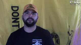 Exclusive Interview With Joey Gibson On June 4th Rally Responding To Antifa And Mayor - Video