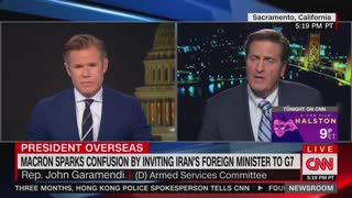 Dem rep: 'What Does Putin Have Over This President?'