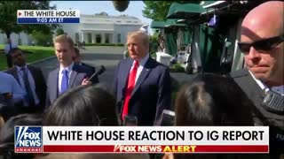 POTUS schools reporter on North Korea - Video