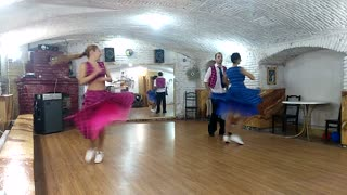 "Show ballet ""N.T.Steps"" Lindy hop - Video"