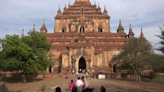 Temples of Ancient Bagan, Myanmar - Video