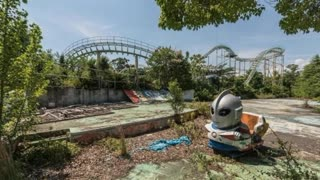 Creepy Abandoned Theme Parks All Over The World - Video