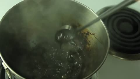 What will happen if you boil coke