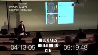 Bill Gates on Vaccines to remove the religious gean
