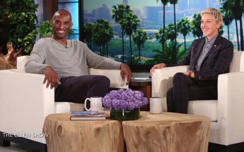 Kobe Bryant Teams Up with Ellen To Prank Doctor