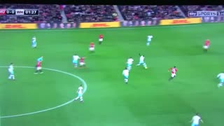 Ibrahimovic goal, Mkhitaryan with the assist! - Video