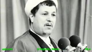 What did Rafsanjani think about women in western countries