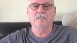 Man tearfully explains the worst part about Alzheimer's - Video