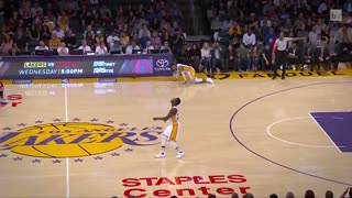 Corey Brewer Caught SHAQTIN with Behind-the-Back Pass FAIL, Redeems Himself with TWO Vicious Dunks - Video