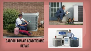 Air Conditioning Service Carrollton - Video