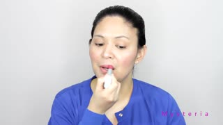 No Make-up Dewy Look Make-Up for Work - Video