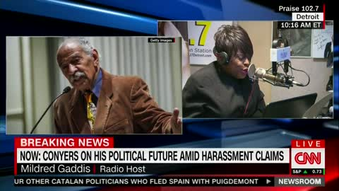 Conyers Says He's 'Retiring Today' Amid Sexual Misconduct Allegations