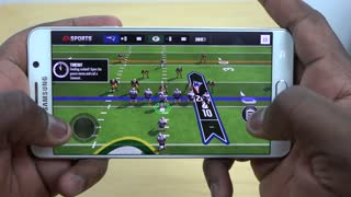 Gaming on the Samsung Galaxy Note 5 - Video