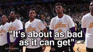D'Angelo Russell Secretly Records Nick Young Admitting to Cheating - Video