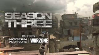 Call of Duty Modern Warfare and Warzone - Official Season 3 Trailer