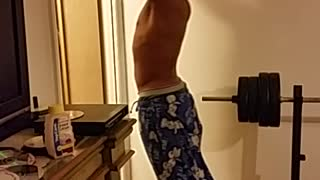 Backwards Pull Ups - Video