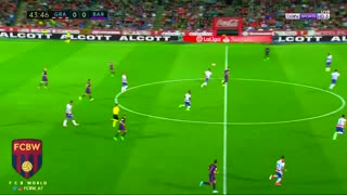 GOOOOAL Luis Suarez vs Granada 0-1 - Video