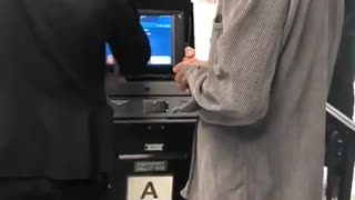 Another voting machine in a heavily Trump district is broken