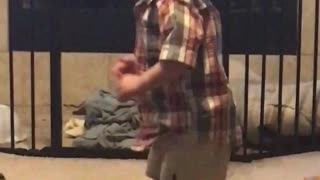 Baby Busts a Move  - Video