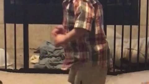 Baby Busts a Move