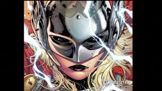 In superhero gender bend, Marvel unveils Thor as a woman - Video