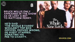 10 Things You Didn't Know About Friends - Video