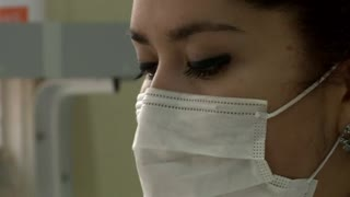 New copper-based fabric promises germ-free hospital environment - Video