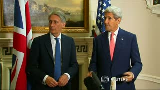 U.S. says Assad must go, timing down to negotiation - Video