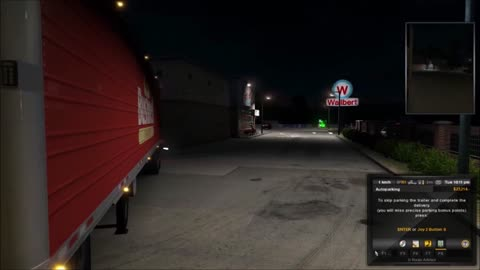 How to Reverse in American Truck Simulator the easy way