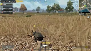 Knocking Out Enemies From Distance In Pubg Game