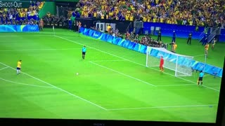 VIDEO: Neymar in tears after scoring the winning goal vs Germany - Video
