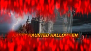 Spine Chilling Audio Visual Effects - Haunted Halloween - Video