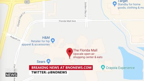 Fireworks Cause Panic at The Florida Mall in Orlando, Injuring 11 People