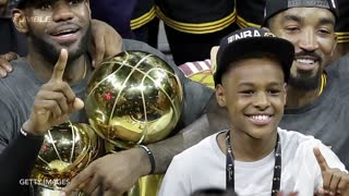 "Kobe Bryant Wants to TRAIN LeBron James Jr: ""I'll Fix Him"" - Video"