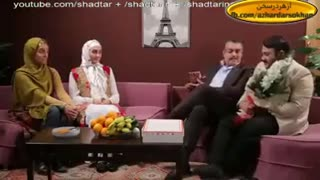A funny clip about proposal by Mehran Ghafourian - Video