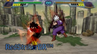 Gokuma and Zero - DBZ Budokai 3 Infinite World Modding - Video
