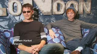 Norweigian pop stars A-ha celebrate 30th anniversary with new album and world tour - Video