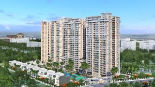 Sikka Group housing Apartments @ 9555807777 - Video