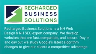 website design concord nh - Video